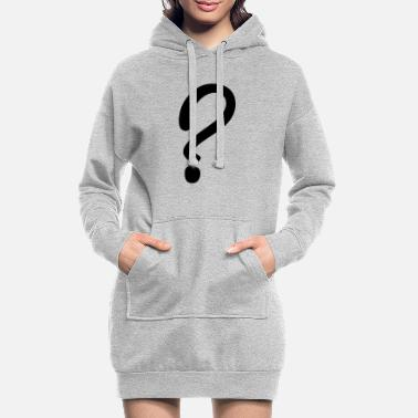 Forever Thinking - Women's Hoodie Dress
