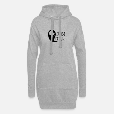 Witty Witty. - Women's Hoodie Dress