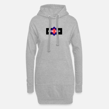 Game Over Game Over - Robe sweat Femme