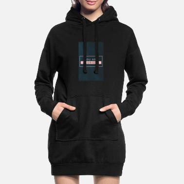 You are glorious - Women's Hoodie Dress