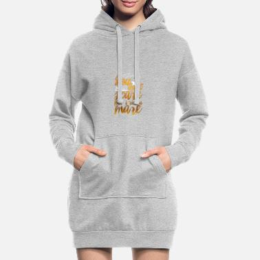 Mare mare - Women's Hoodie Dress