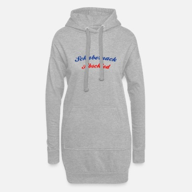 Farewell joke farewell - Women's Hoodie Dress