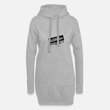 Vip legendary - Frauen Hoodiekleid