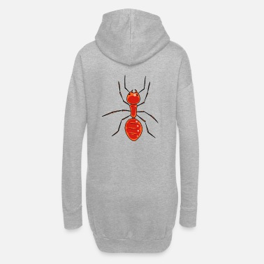 Insect Ant insect insect - Women's Hoodie Dress