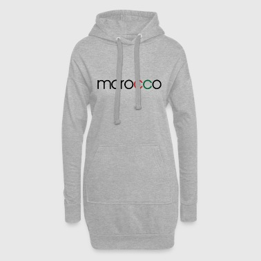 Morocco - Morocco Premium Apparell - Hoodie Dress