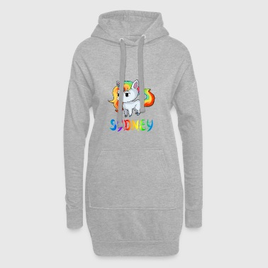 Unicorn Sydney - Hoodie Dress
