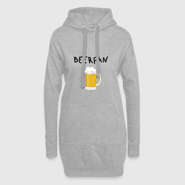 Beerfan Bierfan beer drinker gift idea beer stein - Hoodie Dress