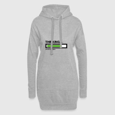 Please be patient with loading bar - Hoodie Dress
