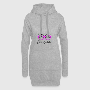 Lash-o-holic Makeup Eyelashes T-Shirt Gift - Hoodie Dress