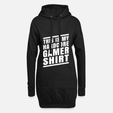 Ringer This Is My Gamer Shirt Gift Ringer - Hoodie Dress