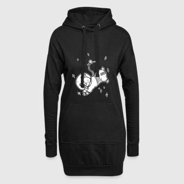 Astronaut Space Gift Spaceship All - Hoodie Dress