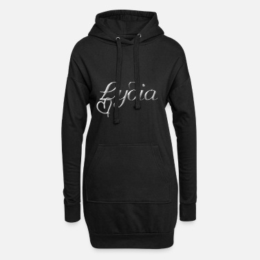 Name Day Lydia name first name name day - Hoodie Dress