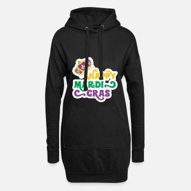 Shop Mardi Gras Hoodie Dresses Online Spreadshirt