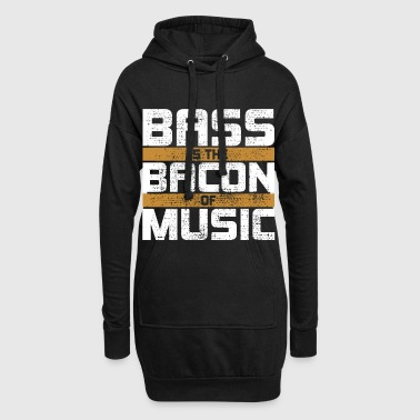 Subwoofer Bass Subwoofer Hi fi - Hoodie Dress