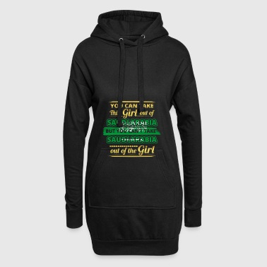 Arabia Gift from dear origin girl SAUDI ARABIA - Hoodie Dress