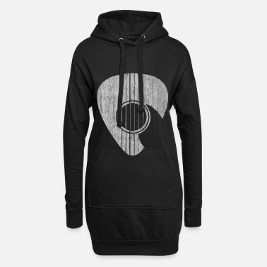 Guitar Player guitar player - Women's Hoodie Dress