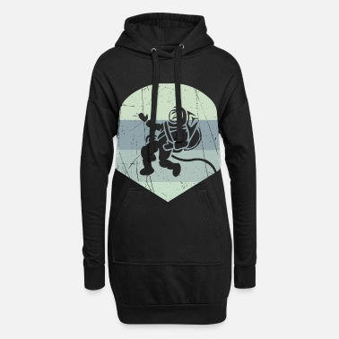 Missile astronaut - Women's Hoodie Dress