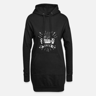Car Car cars - Women's Hoodie Dress