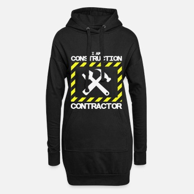 Road Construction road construction - Women's Hoodie Dress