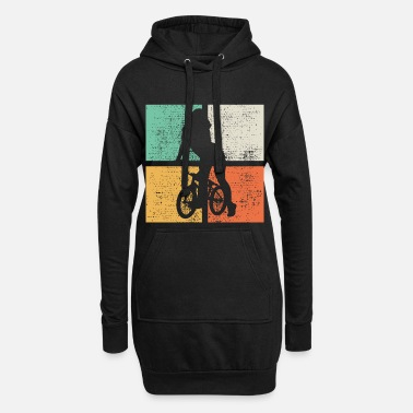Bmx BMX BMX BMX - Women's Hoodie Dress