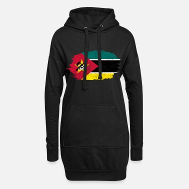 Commemoration Mozambican commemoration - Women's Hoodie Dress