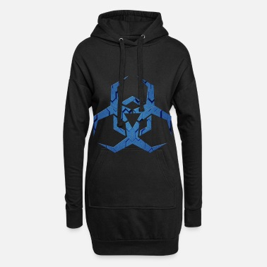 Virus virus - Women's Hoodie Dress