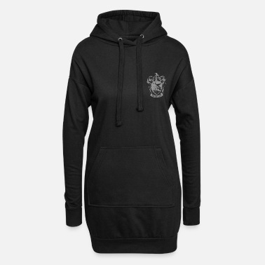 Harry Potter Ravenclaw Coat of Arms small - Vrouwen hoodie jurk