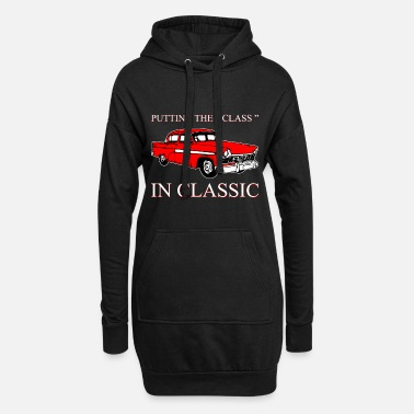 Surprise Style Classic Car Vintage Classic - Robe sweat Femme