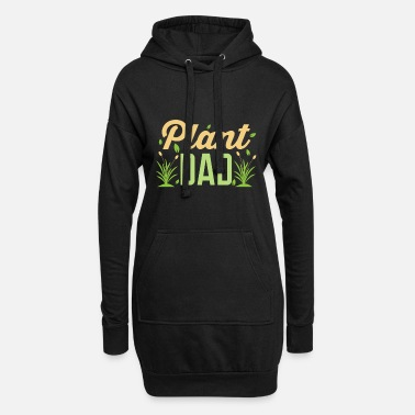 Plant Plant dad gardener flowers horticultural gift - Women's Hoodie Dress