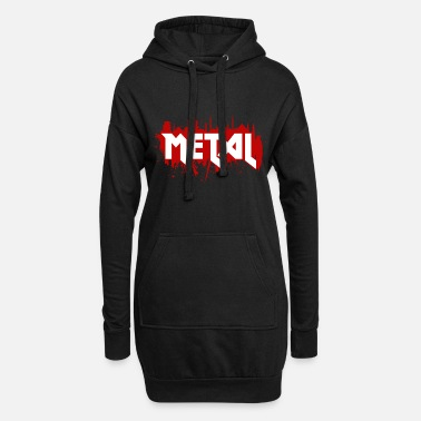 Heavy Metal Heavy Metal - Robe sweat Femme