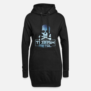 Thrash Thrash Metal - Women's Hoodie Dress