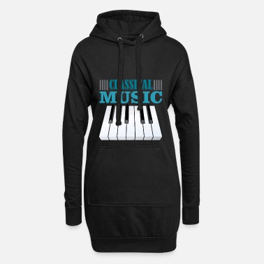 Classical Music Classical music - Women's Hoodie Dress