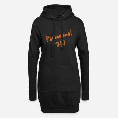 Mens Phenomenal Dad Perfect Present Idea for - Women's Hoodie Dress