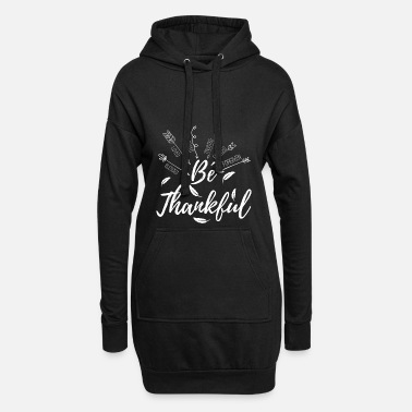 Thanksgiving Thanksgiving Thanksgiving Thanksgiving idée de cadeau - Robe sweat Femme