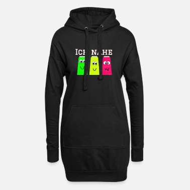 Sewing sewing tailor sewing witty Sewing sew sewing machine - Women's Hoodie Dress