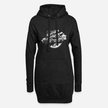 Charger Creeight Charger - Women's Hoodie Dress