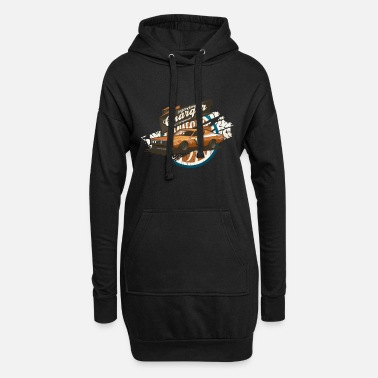 Charger Legendary Charger 2011 - Women's Hoodie Dress