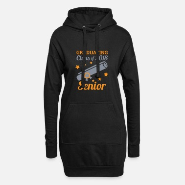 Class of 2018 Graduation - Women's Hoodie Dress