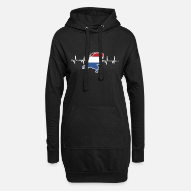 Netherlands Netherlands - Women's Hoodie Dress