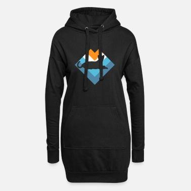 Ami De Chat chats ami - Robe sweat Femme
