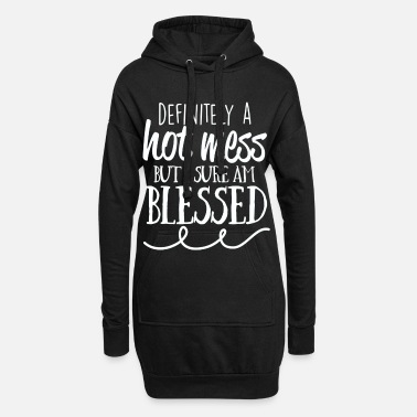 Jesus Psalm gift God Bible Jesus Messi Christ - Women's Hoodie Dress
