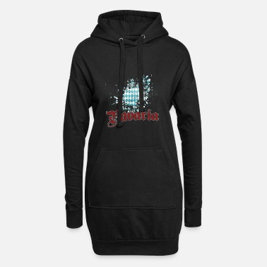 Bavaria Bavaria - Bavaria - Women's Hoodie Dress