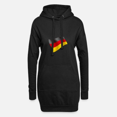 Flag Of Germany Germany Germany flag flag Landesfarben - Women's Hoodie Dress