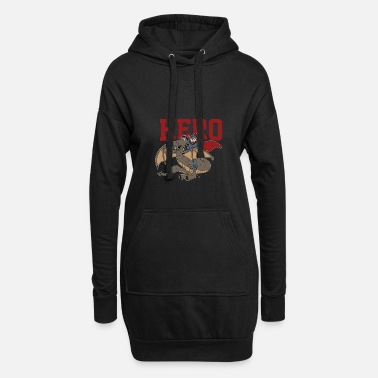 Hero hero - Women's Hoodie Dress