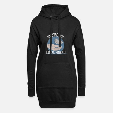 Rongeur rongeur - Robe sweat Femme