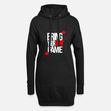 Canada Canada - Women's Hoodie Dress