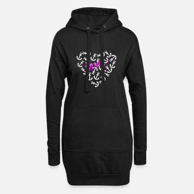 Ancre ancre - Robe sweat Femme