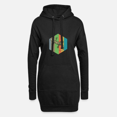 Lizard lizard - Women's Hoodie Dress