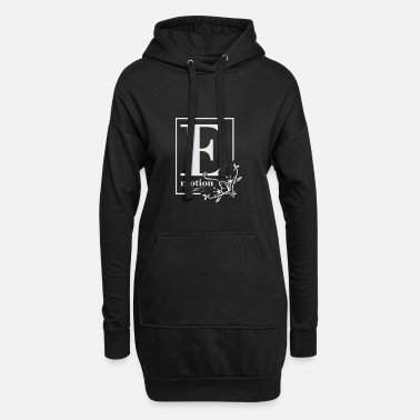 Emotion Emotion - Frauen Hoodiekleid