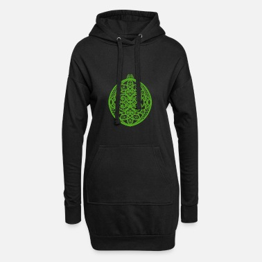 Tribal Tribal - Frauen Hoodiekleid